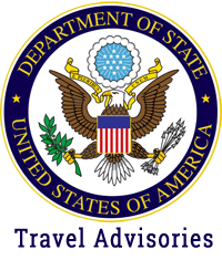State Dept Travel Advisories